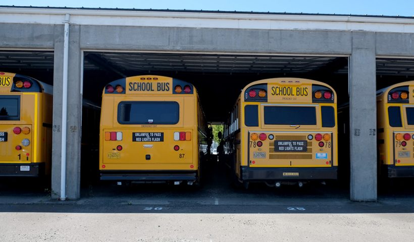 Greater Albany School Buses